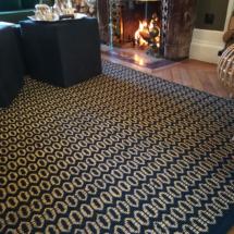Nettoyage de tapis à domicile